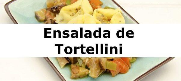 Ensalada de Tortellini